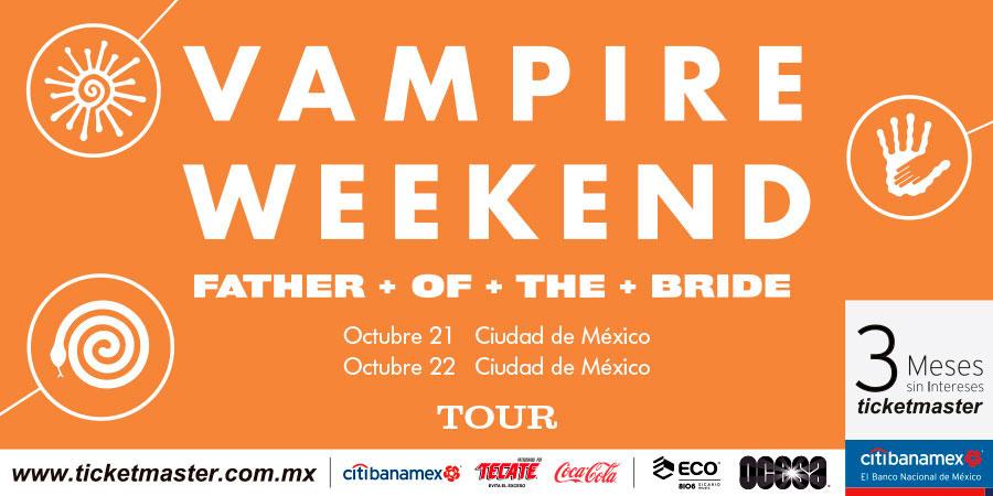 vampire weekend teatro metropolitan